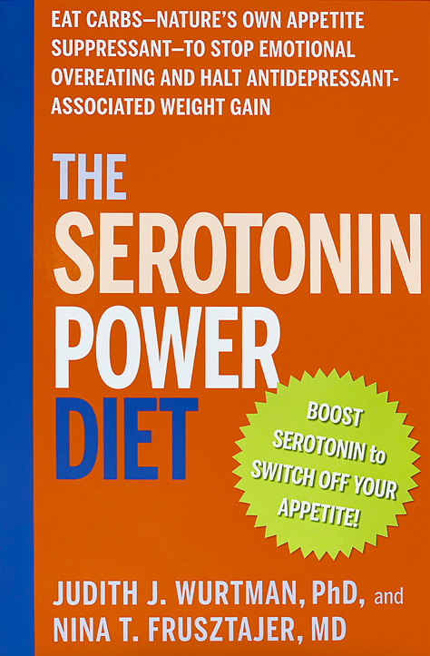 The Serotonin Power Diet Book